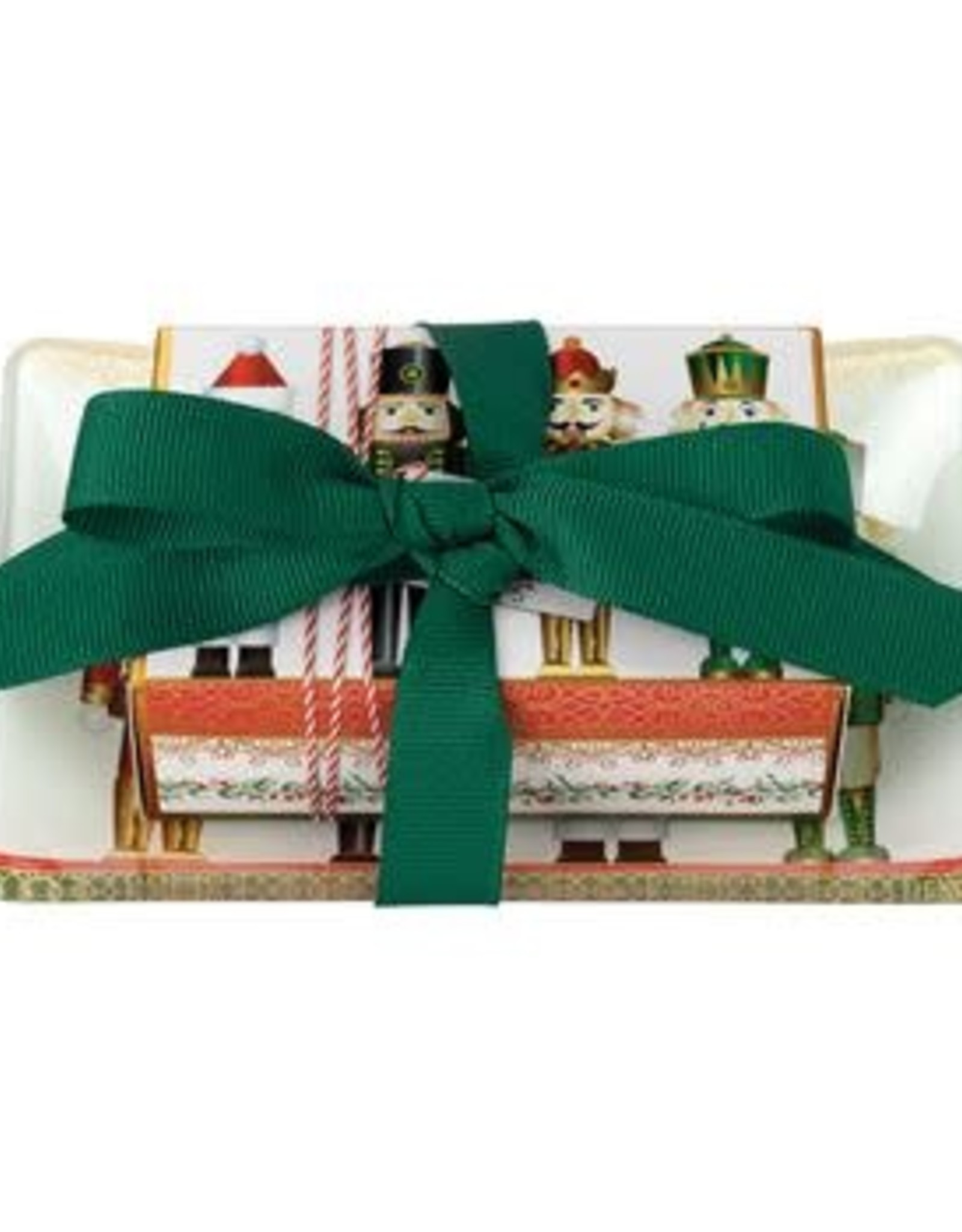 Michel Design Works Nutcracker Gift Soap Set