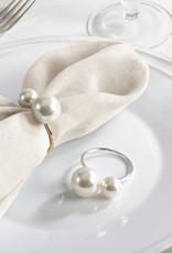 Saro Pearl Napkin Ring