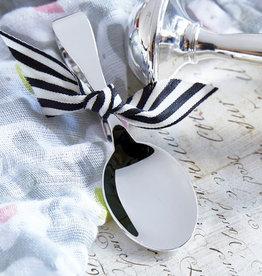 Santa Barbara Keepsake Spoon w/ Bent Handle