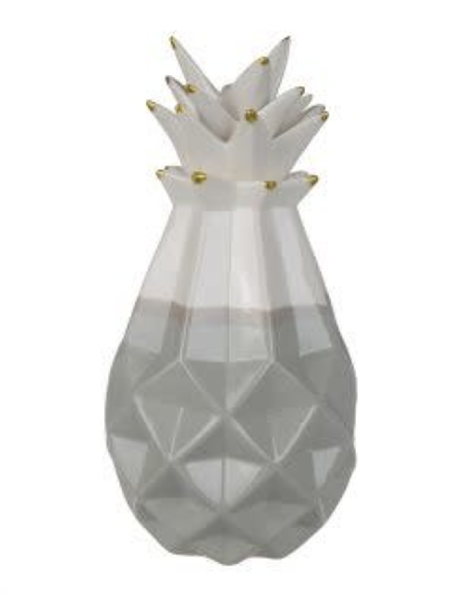 A & B Home Two Toned Pineapple