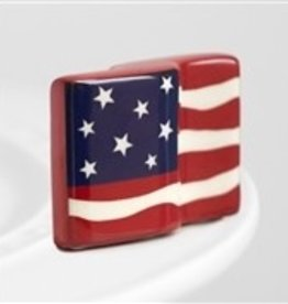 Nora Fleming A18 Stars & Stripes Forever