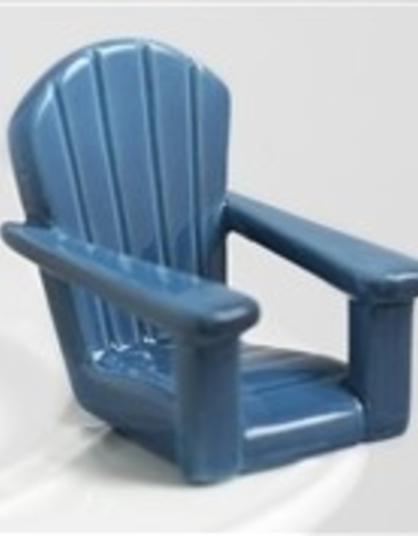 Nora Fleming A67 Chillin' Chair Blue