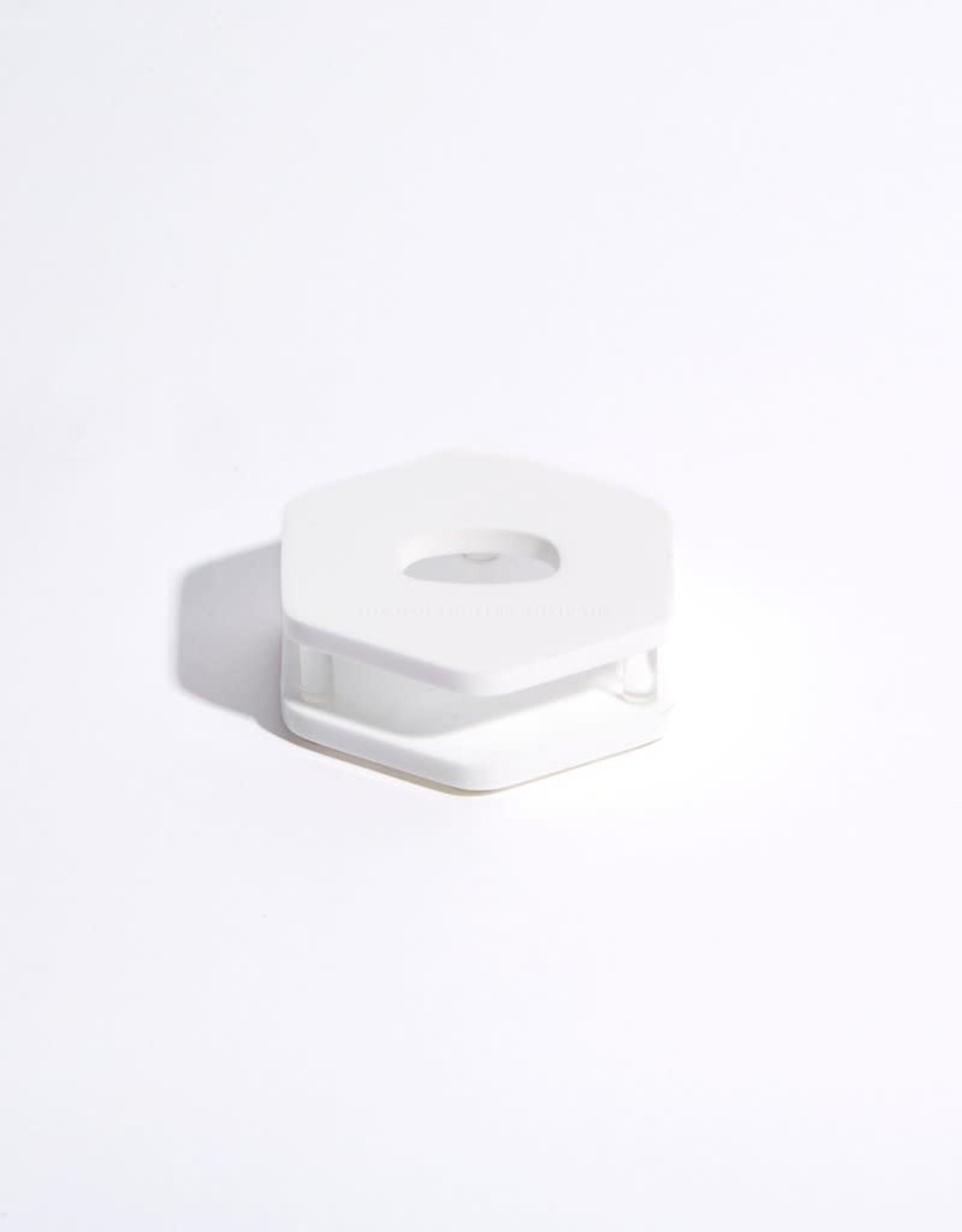 USB Lighter Company White USB Lighter Stand