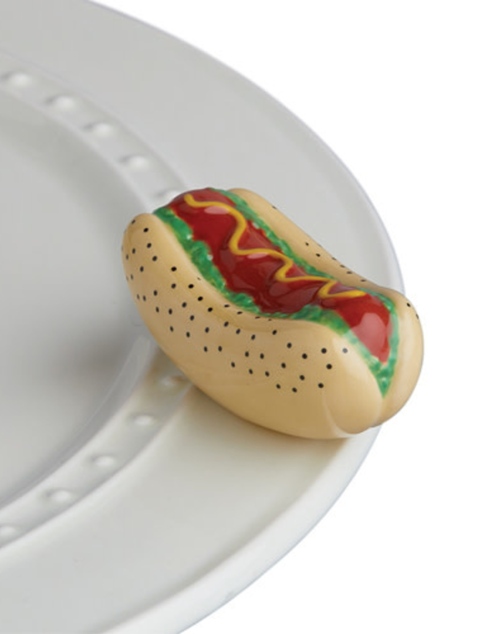 Nora Fleming A231 chicago dog