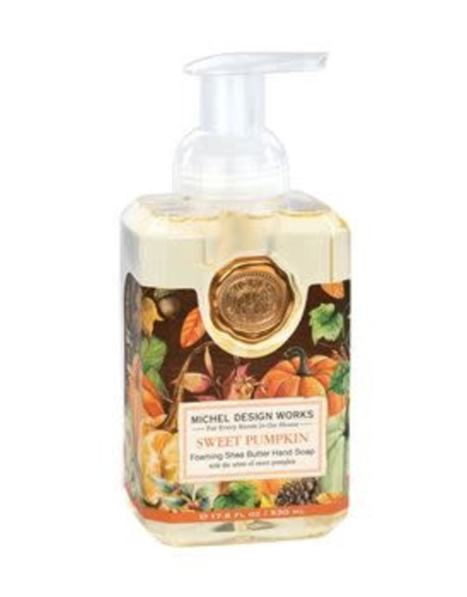 Michel Design Works Sweet Pumpkin Foaming Soap