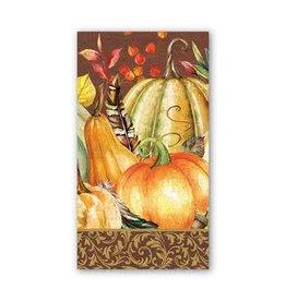 Michel Design Works Sweet Pumpkin Hostess Napkin