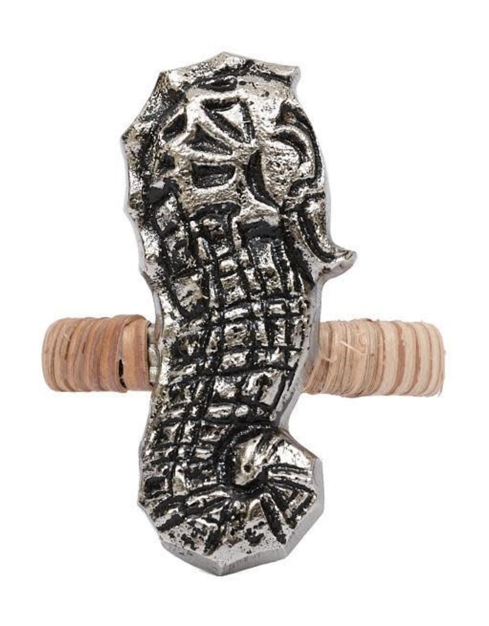 Design Imports Seahorse Napkin Ring