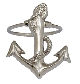 Design Imports Anchor Napkin Ring