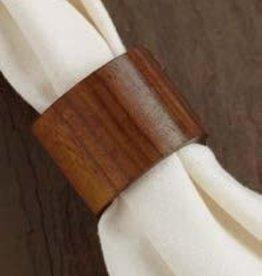 Design Imports Wood Band Napkin Ring