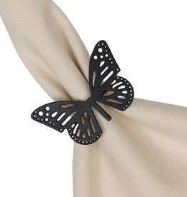 Design Imports Butterfly Napkin Ring