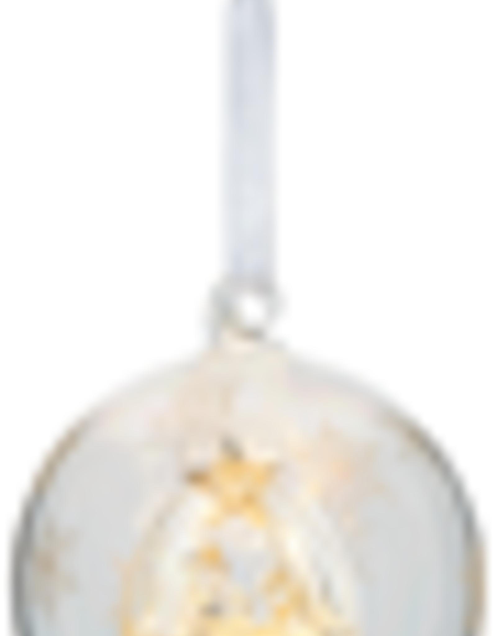 Midwest-CBK Light up Nativity Ornament