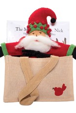 Vietri Old St. Nick Adventure Begins Gift Set