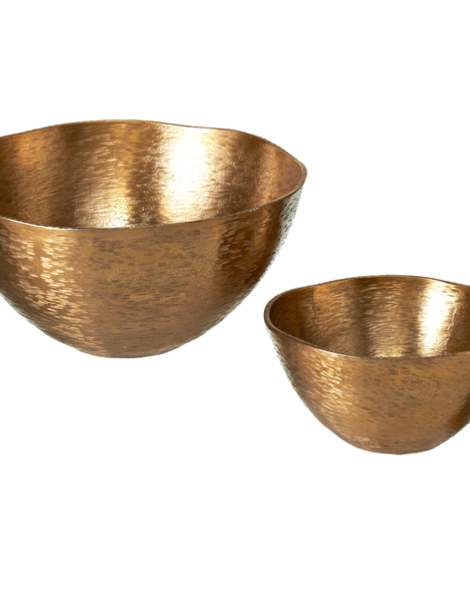 Midwest-CBK Gold Etched Bowl Sm