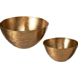 Midwest-CBK Gold Etched Bowl Lg