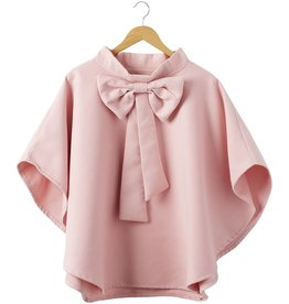 tickled pink Pink Elsa Bow Cape