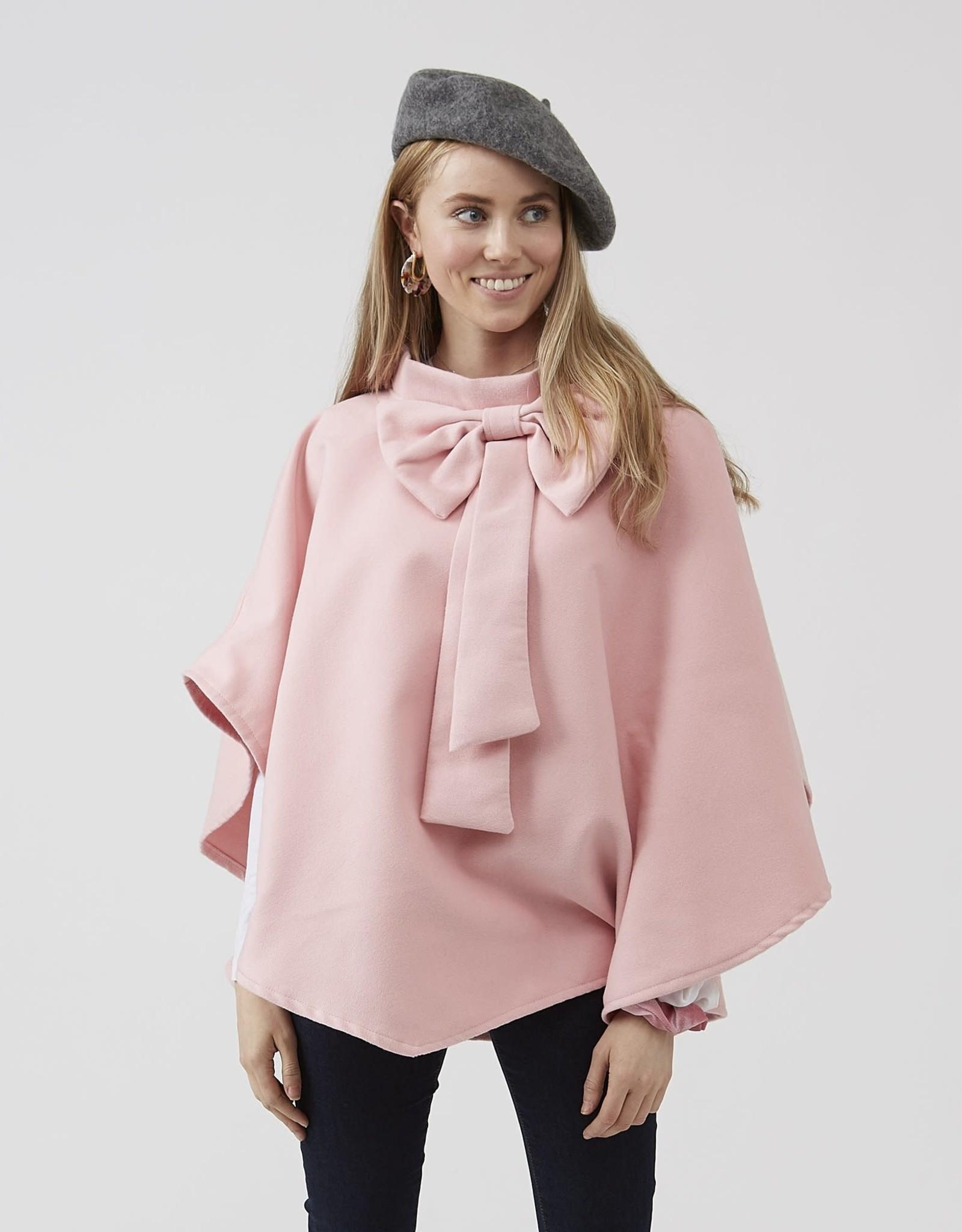 tickled pink Pink Elsa Bow Cape