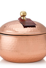 Thymes Simmered Cider Copper Pot -3 wick