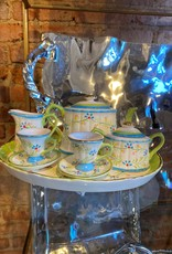 Sea Island Imports Caitlyn Porcelain Tea Set