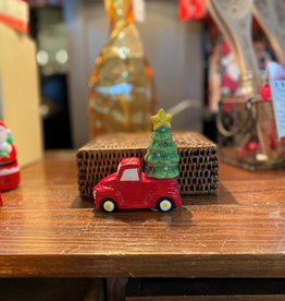 Midwest-CBK Truck & Tree Salt and Pepper Set