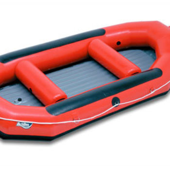 Achilles Rental Achilles Raft 156SB Oar Package