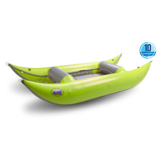 AIRE Rental Paddle Boat AIRE Sabertooth Frameless Cataraft