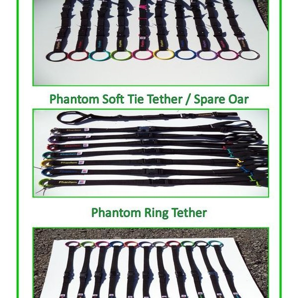 Phantom Ring Tethers
