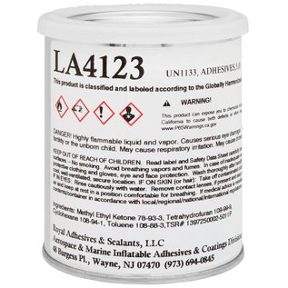 Clifton Urethane Adhesive LA 4123 pint