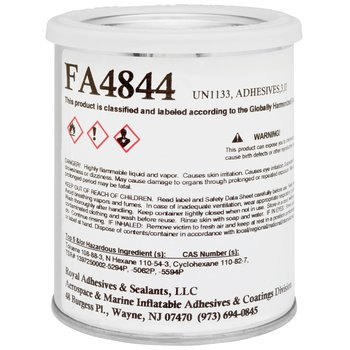 Clifton Hypalon Adhesive FA 4844 Pint