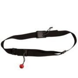 Kokatat Kokatat Huck Throw Bag Belt, Black one size