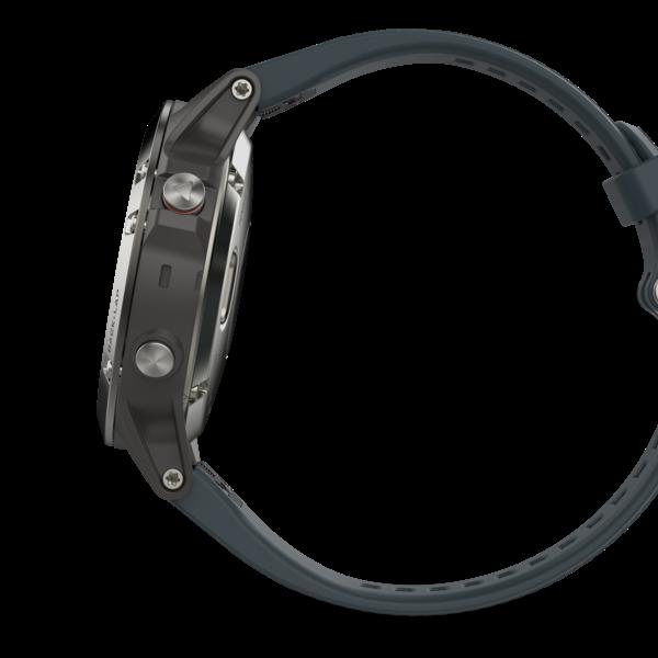 Garmin Garmin fēnix® 5 Slate Gray with Black Band