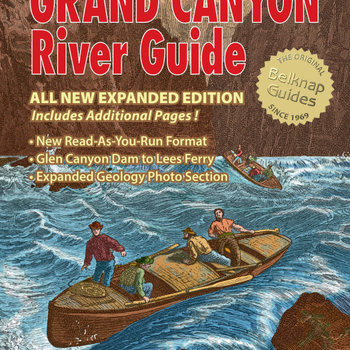 2017 Belknap's Waterproof Grand Canyon River Guide