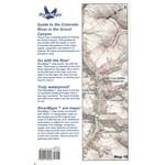 Rivermaps RiverMaps Colorado River in the Grand Canyon 7th Ed. Guide Book