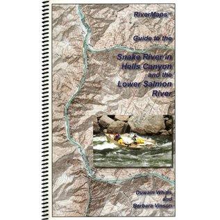 Rivermaps RiverMaps Hell's Canyon & Lower Salmon Guide Book