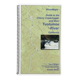 Rivermaps RiverMaps Cherry Creek & Tuolomne River Guide Book