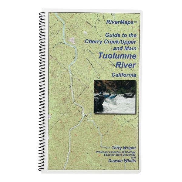 Rivermaps RiverMaps Cherry Creek & Tuolomne River Guide Book