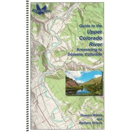 Rivermaps RiverMaps Upper Colorado River Guide Book
