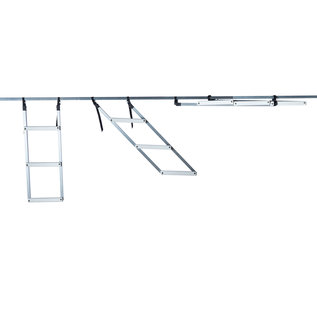 Down Stream River Gear Aluminum Raft Ladder