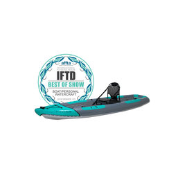 Tributary IK Angler 11 Grey/Teal