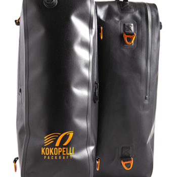 Kokopelli Packrafts Kokopelli Delta Inflatable Dry Bags (Set of 2)