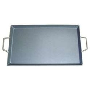 "Partner Steel Small Griddle (18"" x 12"")"