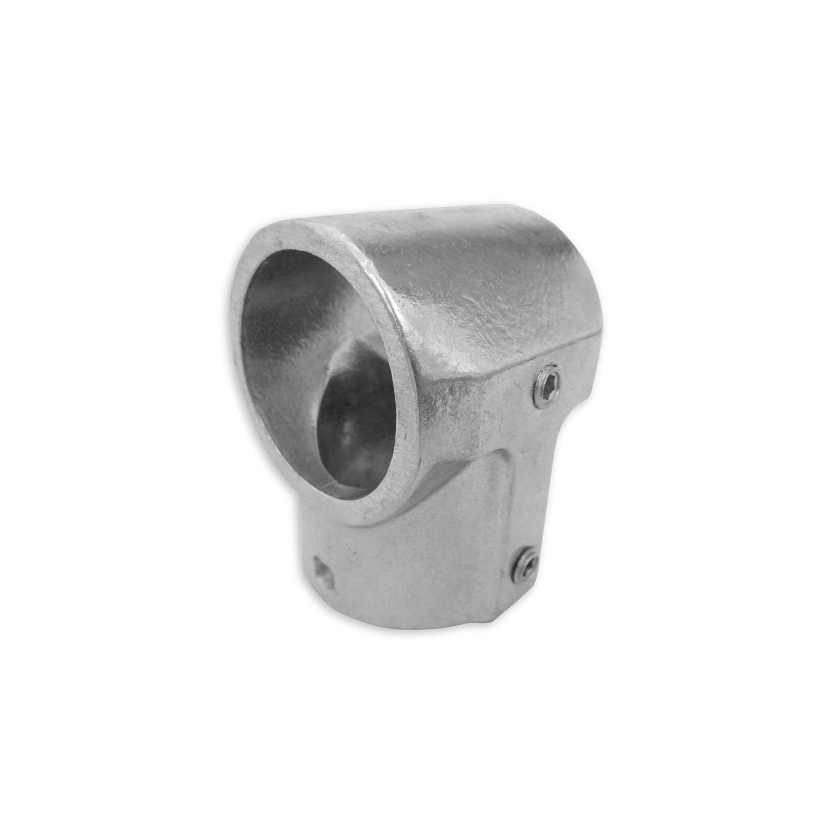 Down River Equipment 5ED - Tee Narrow/Drilled, 1-1/4 in x 1-1/2 in