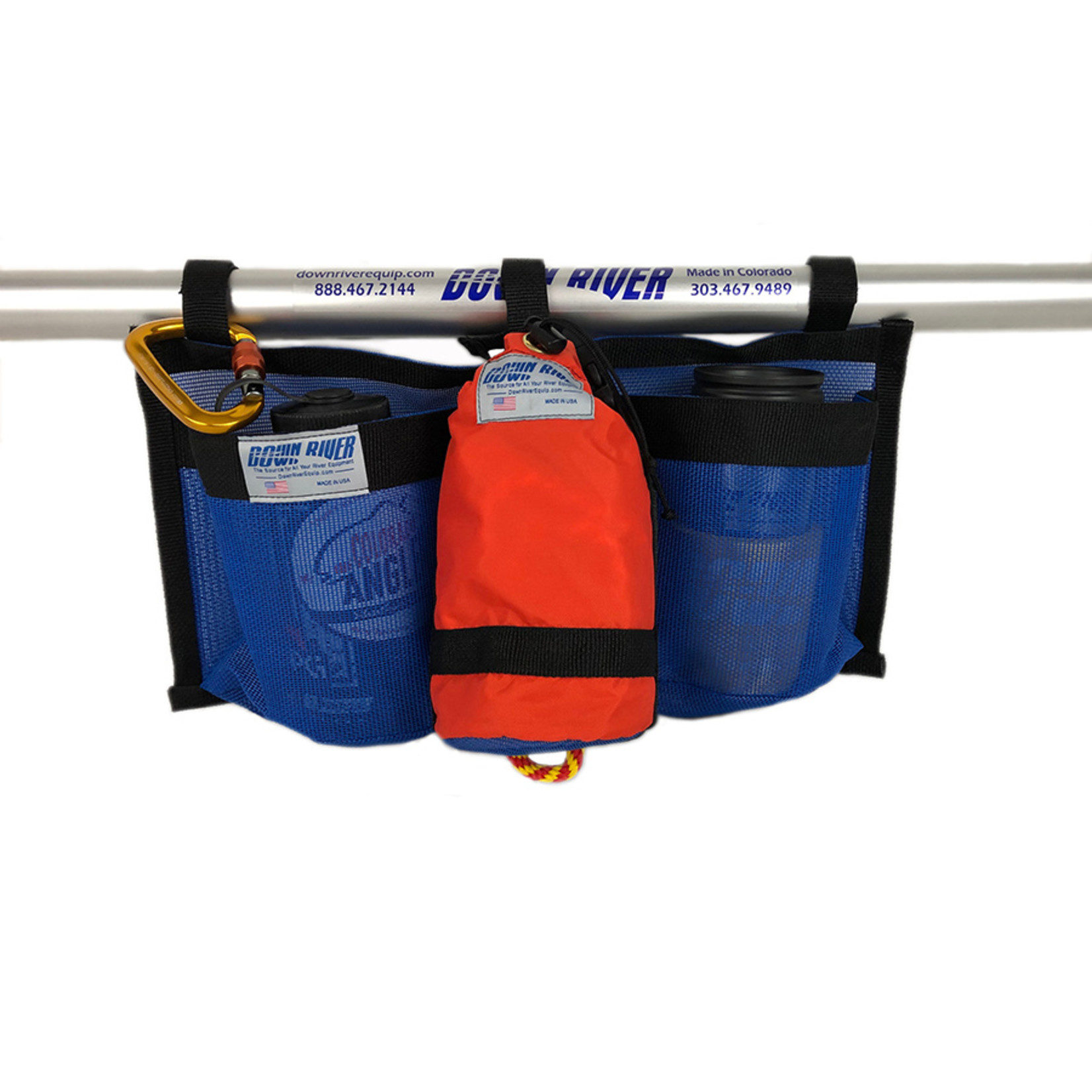 Down River Equipment Down River Double Cup Holder