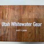 UWG Utah Whitewater Gear Gift Card