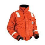 Mustang Survival Mustang Survival Classic Flotation Bomber Jacket with Reflective Tape