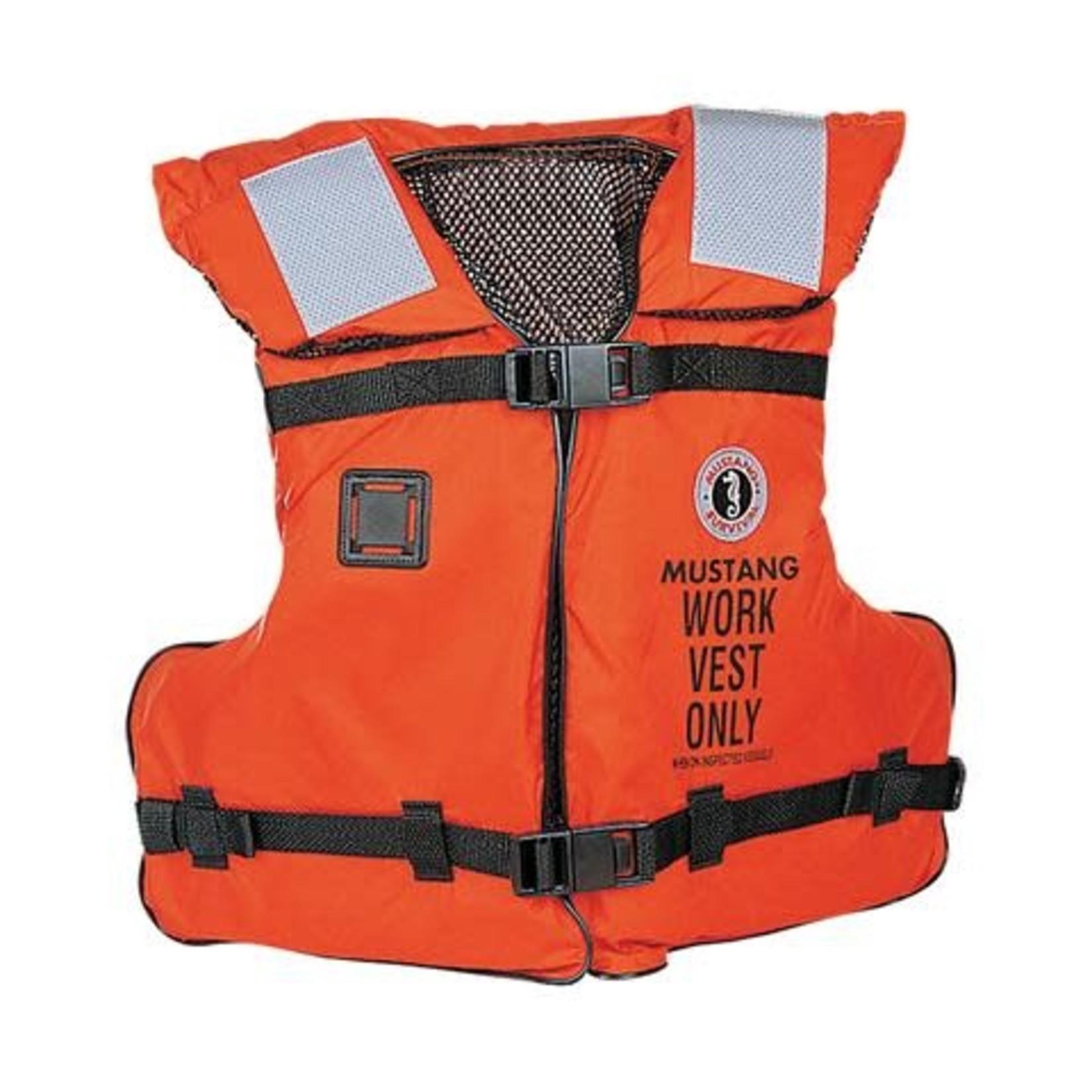 Mustang Survival Mustang Survival Type III/V Work Vest