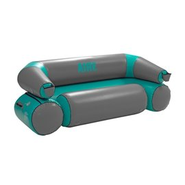 AIRE AIRE River Couch -Dk Grey/Teal