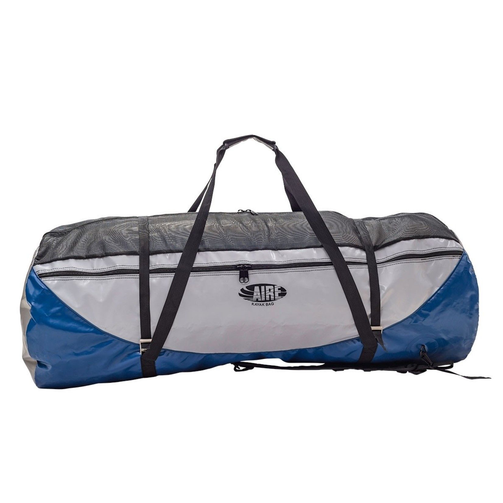 AIRE AIRE Small Kayak Bag - Blue/Gray
