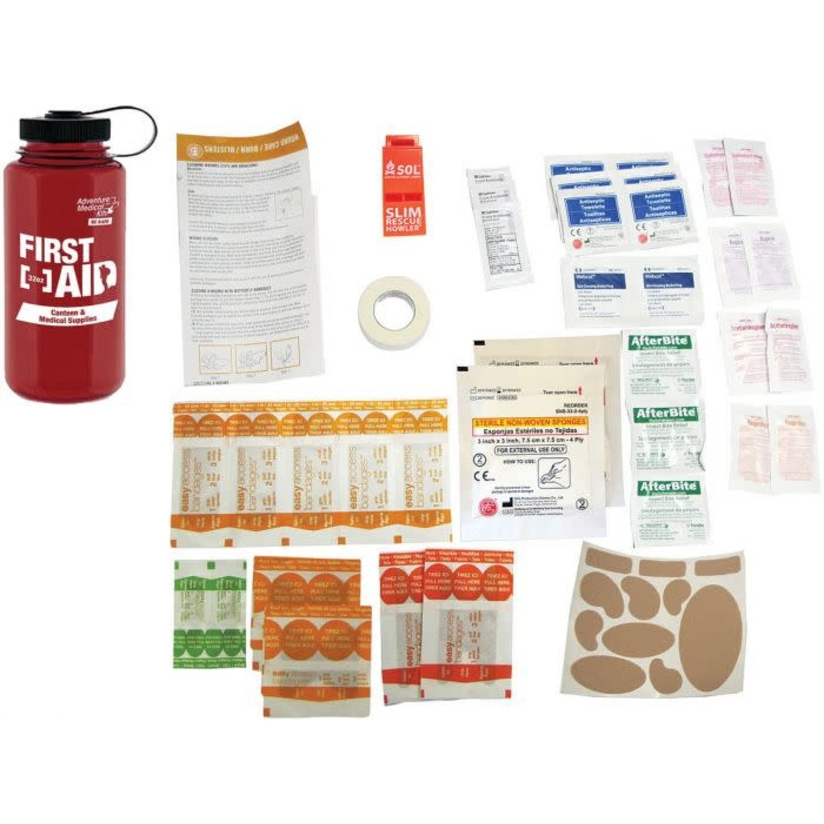 Adventure Medical Adventure First Aid Bottle