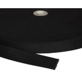 3/4″ Black Nylon Webbing