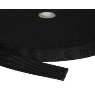 3/4″ Black Nylon Webbing